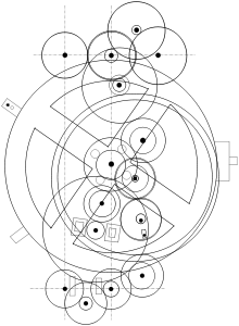 Robotique et hautes technologies dans l'Antiquité 220px-Antikythera_mechanism