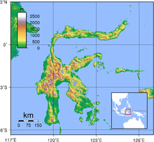220px-Sulawesi Topography