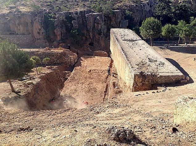 Baalbek-monolithe
