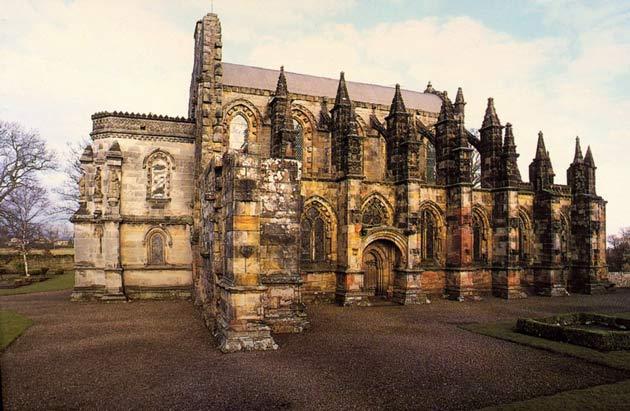 Les secrets musicaux de la chapelle de Rosslyn en Écosse Rosslyn_Chapel