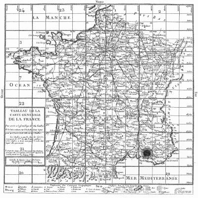 1786 : le mystère des outils pétrifiés d'Aix-en-Provence Aix-en-provence