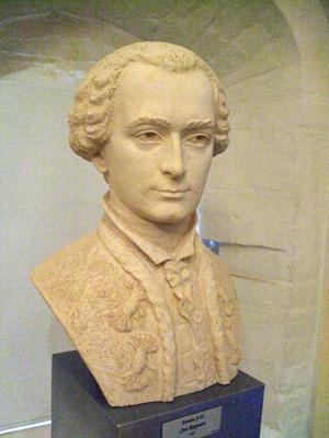 comte de saint germain buste