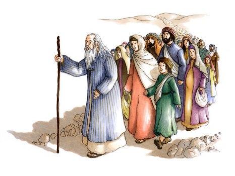 israel-exode