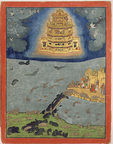 Les aventures spatiales dans l'Inde ancienne Le_chariot_celeste
