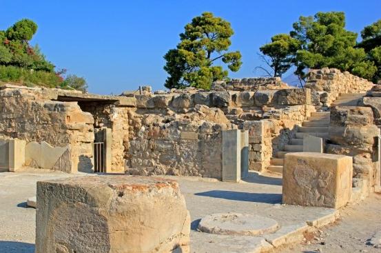 Le Disque de Phaistos : l'un des plus grands mystères de la cryptologie Palais-Phaistos