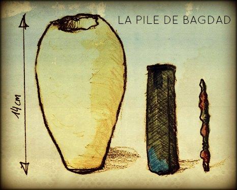 pile Bagdad