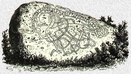 L'énigme des runes Surstahallen-runes