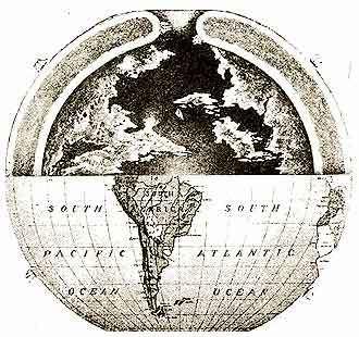 L 39 agartha et les mondes situ s l int rieur de la terre for Interieur de la terre