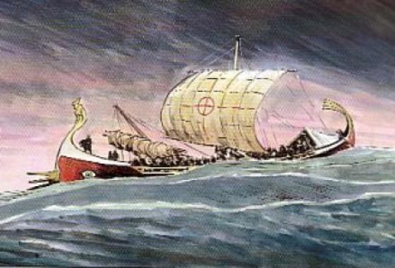 Le voyage extraordinaire de Pythéas