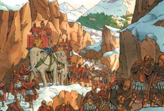 Guerres puniques : où donc Hannibal Barca trouva-t-il ses éléphants ?